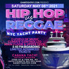 Hip Hop vs Reggae® NYC Sunset Cruise Skyport Marina Cabana Yacht
