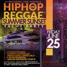 NYC Hip Hop vs Reggae® Yacht Party Siteseeing Sunset Cruise Skyport Marina Cabana Yacht 2021