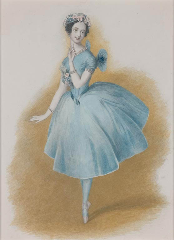 ballet and fashion