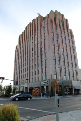 The Larsen Building.