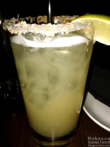 firebirds coconut margarita