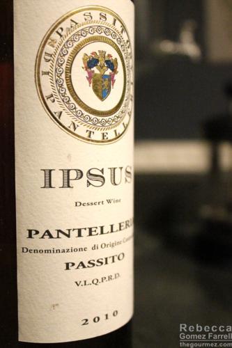 ipsus pantelleria
