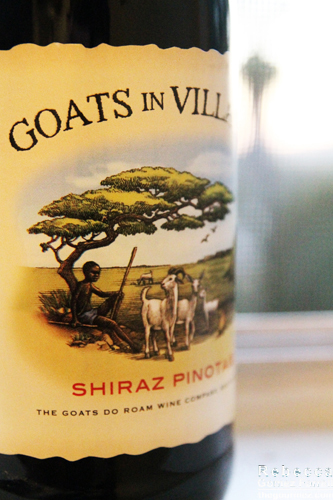 goats in villages