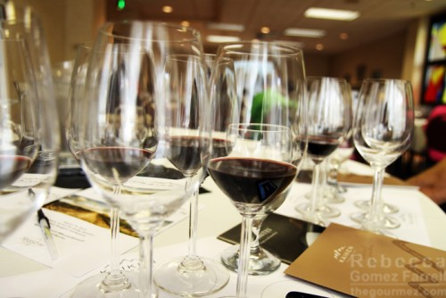 At Wines Across the Andes