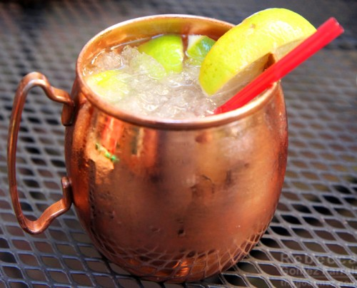 Mead moscow mule