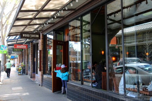 Wood Tavern Rockridge Oakland