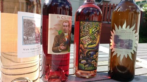 Bonny Doon Vineyards Rose