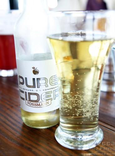 Possman's Pure Cider