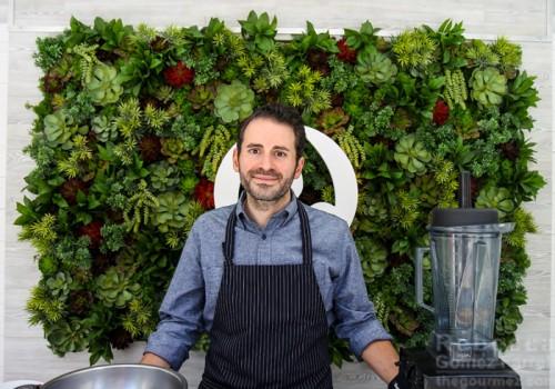 Chef Matthew Accarrino of SPQR