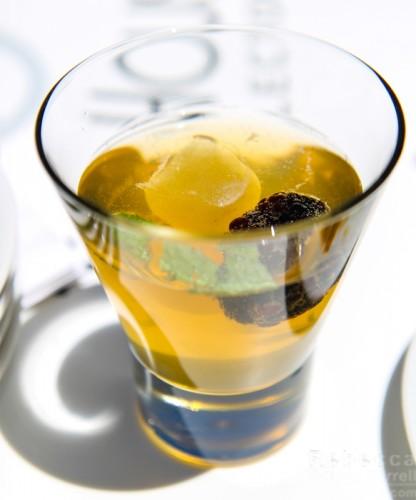 accarrino tea spritzer pure leaf