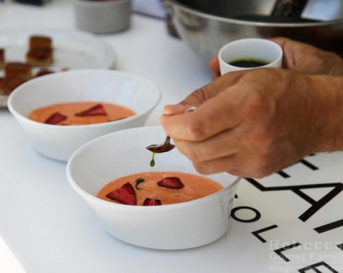 summer strawberry soup spqr