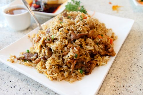 fried rice GOlden Garlic san jose