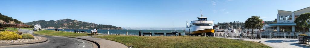 Tiburon Shoreline