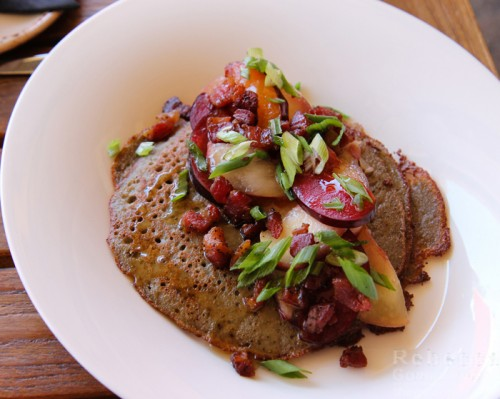 potato pancake Anelise tiburon tavern