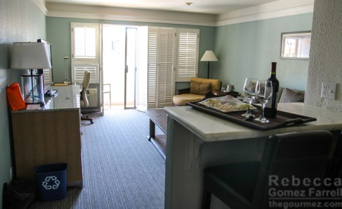 Lodge at Tiburon room