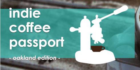 Indie Coffee Passport Oakland