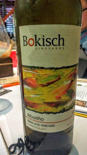 Bokisch Vineyard Albarino