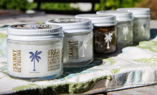 Skinny & Co Coconut Oil Sampler Pack
