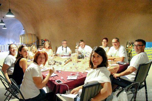 Bella Grace Vineyards Wine Caves