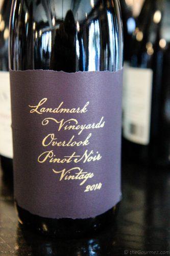 Landmark Vineyards California PInot Noir