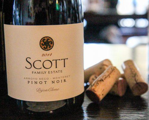 Scott Family California Pinot Noir