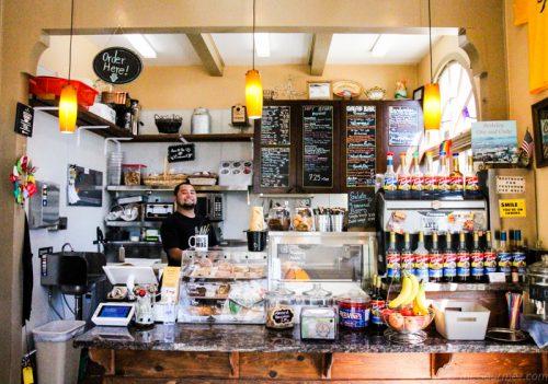 Zing Cafe Berkeley