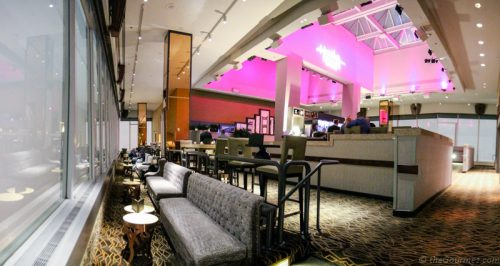 Cityscape Bar Hilton San Francisco