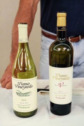 viano vineyards zinfandel