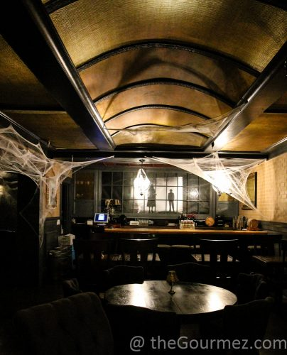 the Lunchpad Noir Lounge