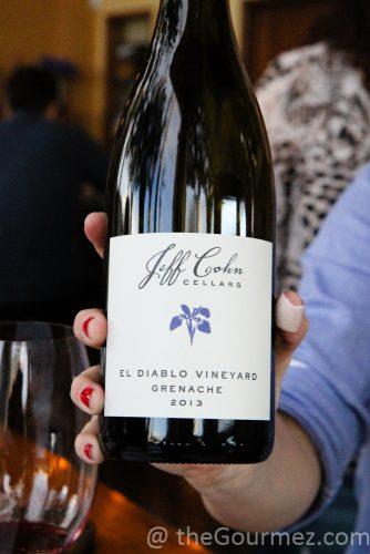 jeff cohn cellars el diable vineyard 2013 grenache review