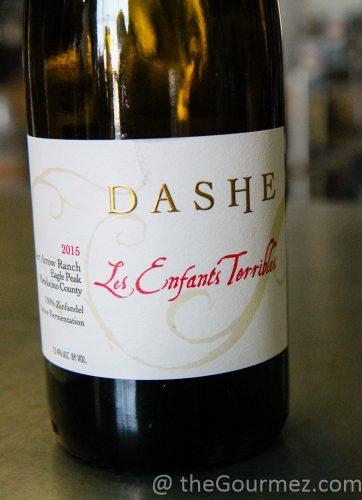 Dashe Cellars Les Enfants Terrible wine zinfandel