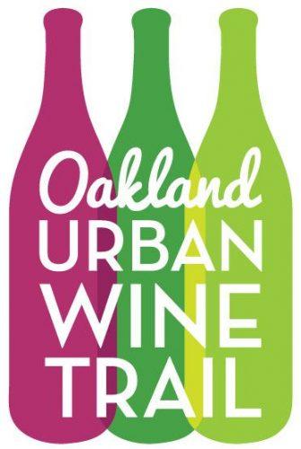 Oakland Urban Wine Trail Logo