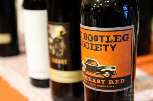 St. Amant Bootleg Society Speakeasy Red