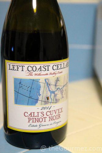 Left Coast Cellars Cali's Cuvee Pinot Noir