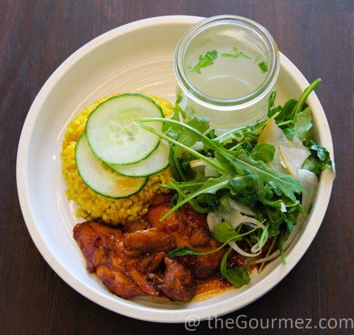 Drip Line Oakland chicken rice