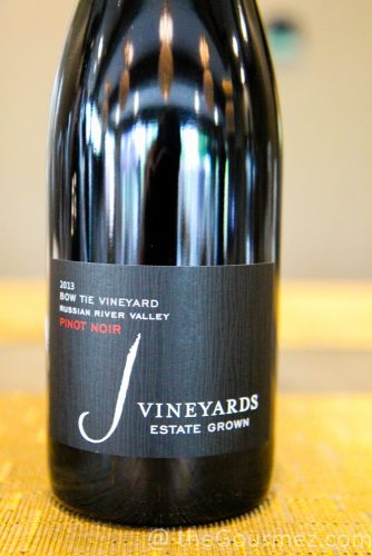 J Vineyards and Winery pinot nor