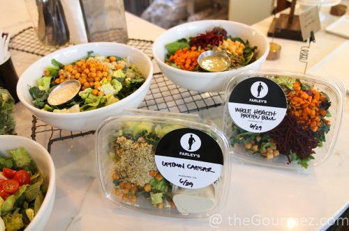 salads farley's east