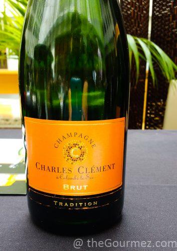 Charles Clément Cuvée Tradition Brut AVPSA Wine