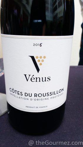 Domaine de Vénus Côtes du Roussillon 2016 AVPSA wine