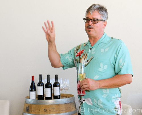 Blake Bomben, winemaker, calturas wine, calturas winery, lodi wine