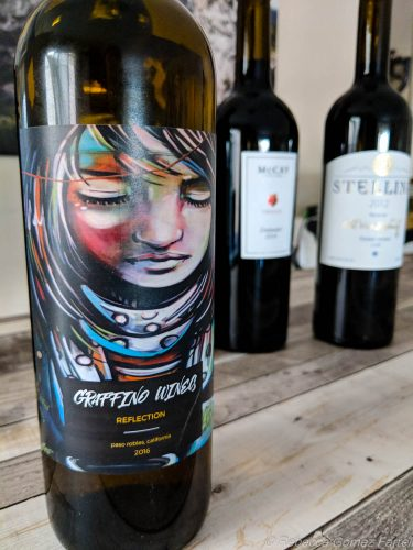 San Marcos Creek, graffino wine, white wine