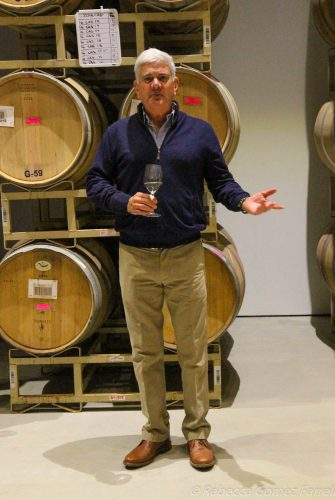 Etude winery, treasury wine estates, wine bloggers conference, jon priest