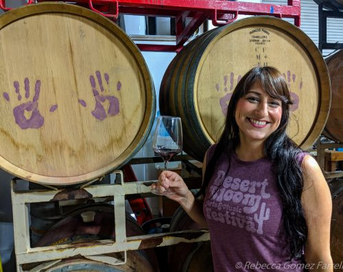 turiya wines, lompoc wine factory, angela soleno