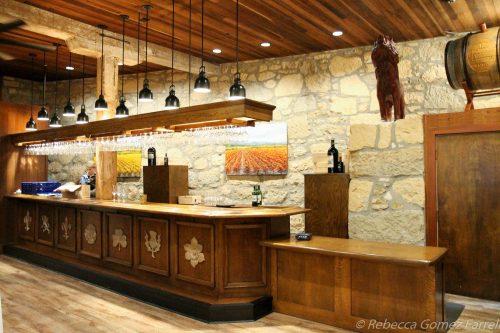 chateau montelena, tasting room