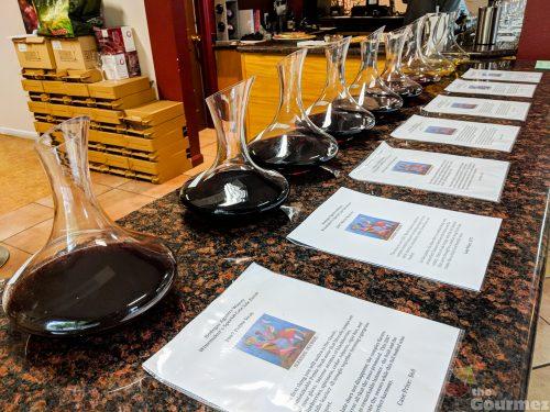 Bodegas Aguirre, wine, livermore