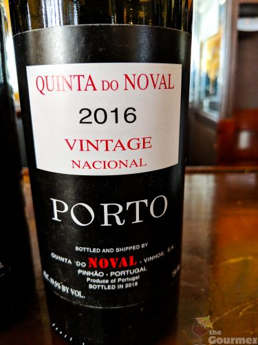 2016 Vintage Port, quinta do noval, nacional