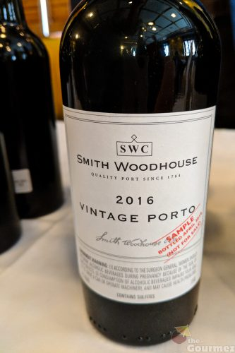 2016 Vintage Port, smith woodhouse