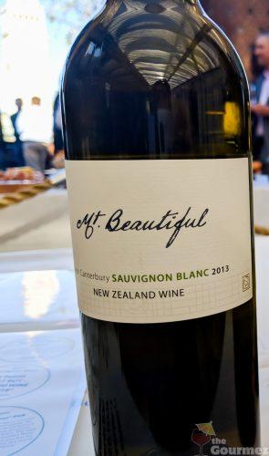 Mt. Beautiful wine, sauvignon blanc