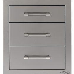 3 Storage Drawers