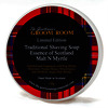 Essence of Scotland Malt N Myrtle Traditional Shaving Soap 120g   (Limited Edition)